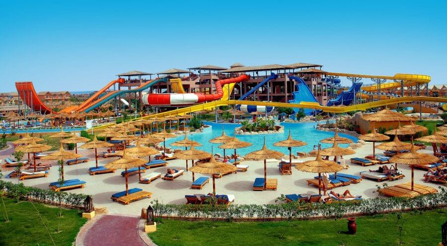 Aquaparki – sposób na rodzinne wakacje