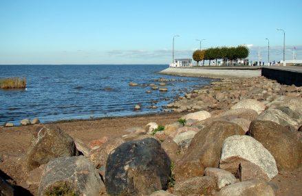 Jesienią nad morze